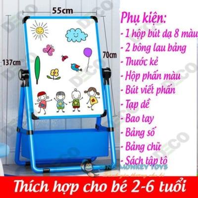 Bảng Flipchart cho bé 10