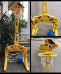 Bộ đồ chơi bóng rổ grow 4