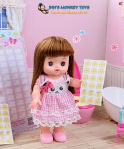 Bộ đồ chơi búp bê Lelie 4