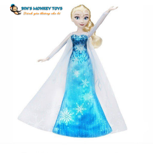Đồ chơi búp bê Elsa 3
