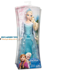 Đồ chơi búp bê Elsa 4