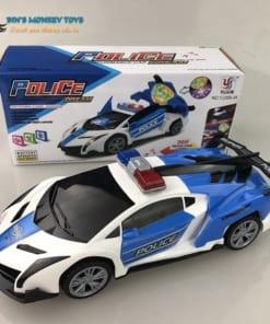 Xe cảnh sát đồ chơi trẻ em 2