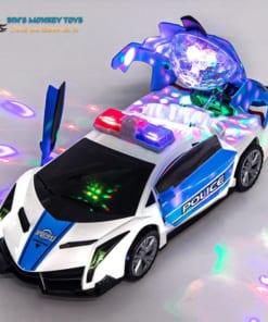 Xe cảnh sát đồ chơi trẻ em