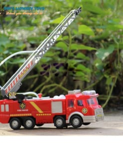 Xe cứu hỏa đồ chơi phun nước 3