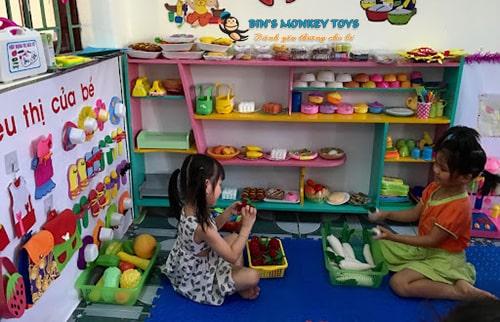 Báo giá đồ dùng đồ chơi mầm non 3