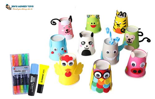 Cách làm đồ chơi sáng tạo cho trẻ mầm non 7