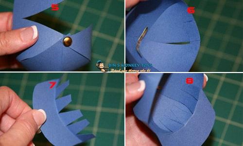 Cách làm mũ đồ chơi cho trẻ mầm non 27